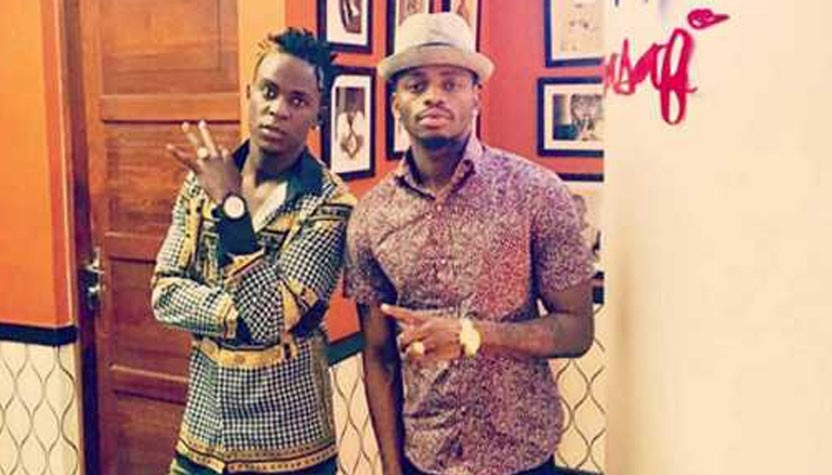 Diamond keen on signing Willy Paul to his label