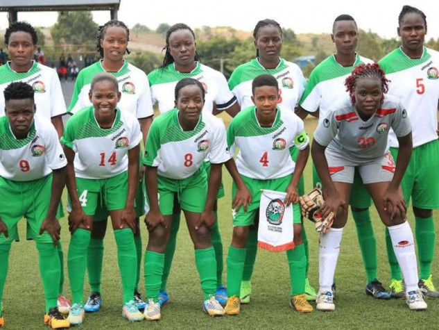 Harambee Starlets finish 4th at CECAFA Women championship