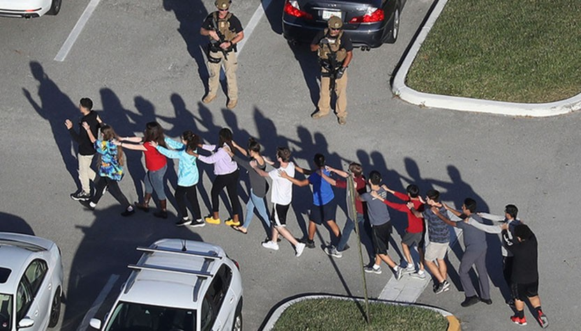 17 dead in South Florida school shooting