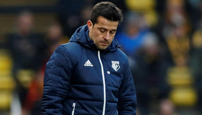 EPL team Watford sacks manager