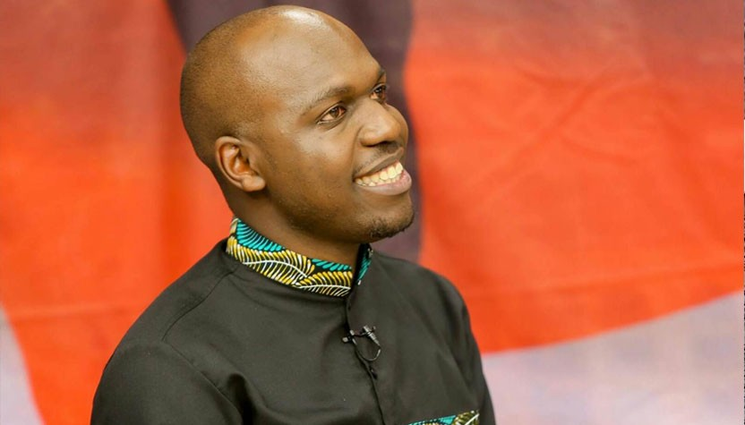 Larry Madowo finally calls it quits