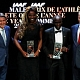 Kipchoge named IAAF male athlete of the year