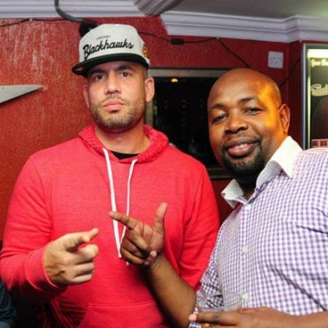 Dj Drama arrives in Nairobi for the Jameson Live Party