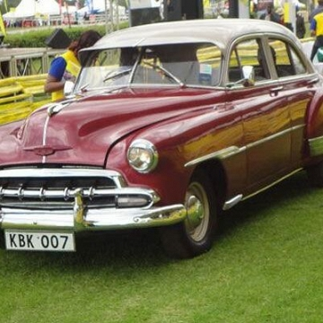 The 2013 CBA Africa Concours d'Elegance